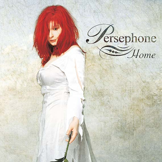 """Cover """"Home"""" - 2001"""